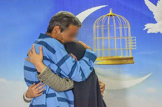 زندانیان خوزستانی به آغوش گرم خانواده بازگشتند