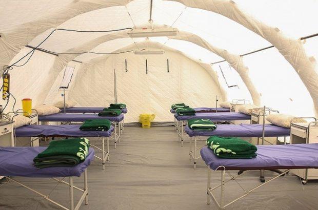 ارتش برای احداث بیمارستان صحرایی در خوزستان وارد میدان می شود