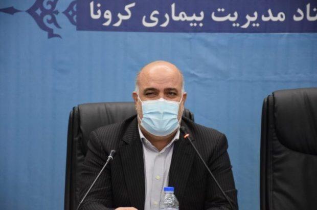 ۶۲ بیمار کرونایی در شبانه روز گذشته در استان فوت کرده/ از ابتدا تاکنون هشت هزار نفر جانشان را از دست دادند/ وضعیت بسیار شکننده است