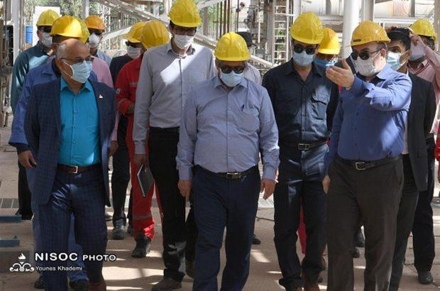 انتقال ۲۸ میلیون بشكه نفت سنتزی به پالایشگاهها توسط مناطق نفتخیز جنوب