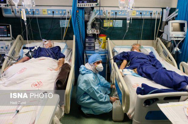 بستری ۲۵۰ بیمار کرونایی در بیمارستان گلستان اهواز/ ۷۰ نفر از کادر درمان به جمع کروناییها پیوستند