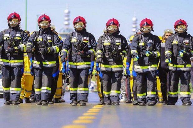 دیروز چند عملیات امدادی با تلاش آتش نشانان اهوازی انجام شد؟