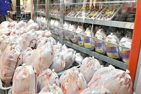 علت گرانی مرغ قوانین دستوری مسئولان است
