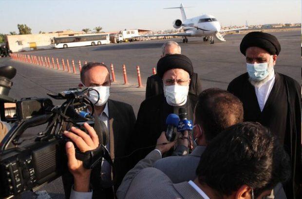 نسبت به مردم خوزستان وظایف مضاعفی داریم/ در این سفر به دنبال یافتن راه حل برای رفع سریع مشکلات استان هستیم