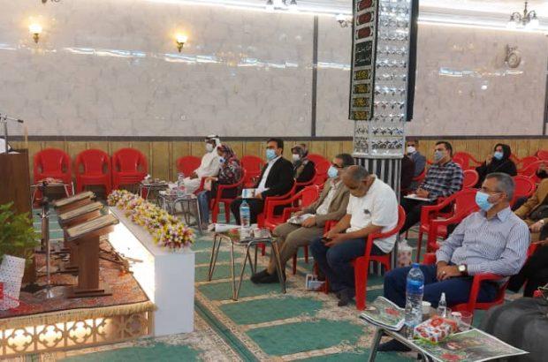 همایش مردمی  تجلیل از خبرنگاران نویسندگان و عکاسان خوزستان