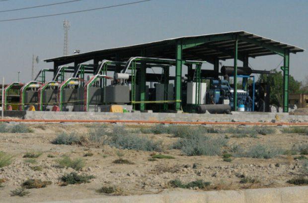 نیروگاه دیزلی تولید برق نیشکر سلمان فارسی وارد مدار شد