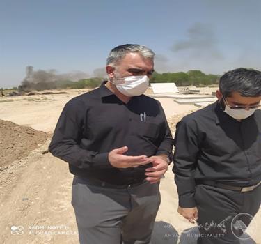 سرپرست شهرداری اهواز: محل نگهداری سگ های بلا صاحب در پارک شهروند احداث می شود
