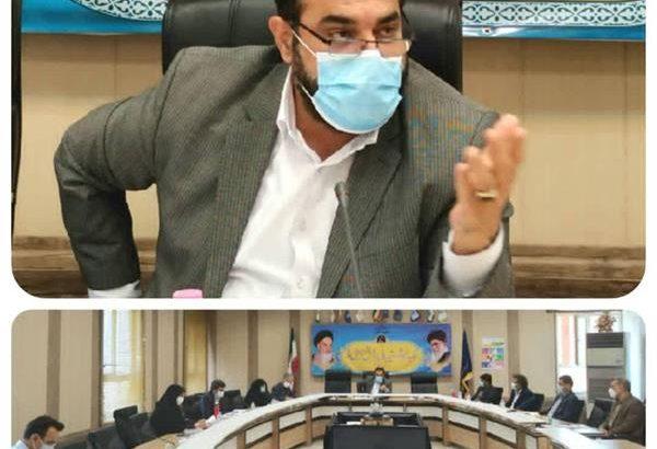 مدیر کل تعاون؛کار و رفاه اجتماعی خوزستان : بیش از ۶۰ بار تقدیر این اداره کل در طول یک سال و نیم اخیر نشان دهنده عملکرد خالصانه همکاران است