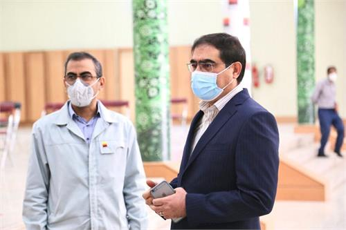 کلیه کارکنان فولاد خوزستان واکسینه می شوند