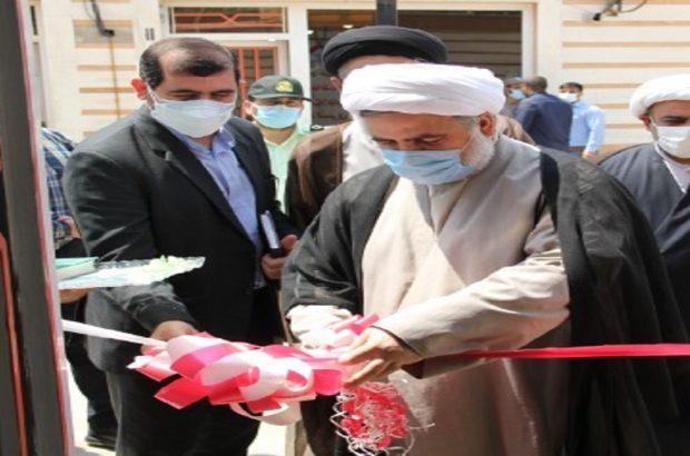 افتتاح دفتر ستاد خبری حفاظت و اطلاعات دادگستری خوزستان