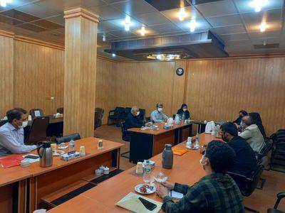 اولین نشست روسای ادارات آموزش صنایع بزرگ شهرستان بهبهان و مرکز فنی و حرفه ای در شرکت آبیاری مارون انجام شد