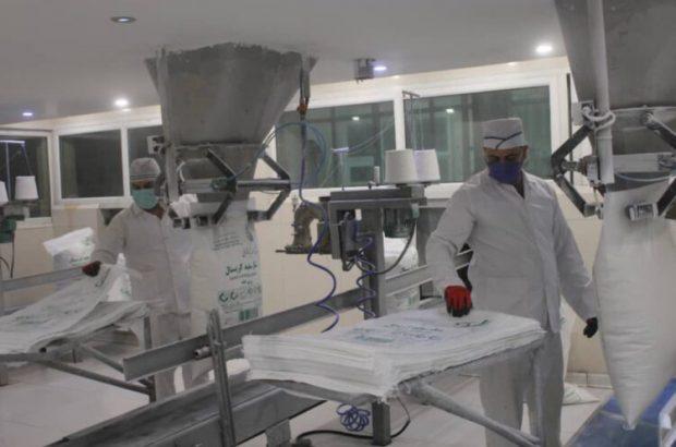 ۲۰۸ هزار و ۵۰۰ تن شکر سفید و دارویی در نیشکر فارابی تولید شد