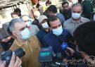 حضور مجتبی یوسفی نماینده اهواز در مجلس در طرح پنجشنبه جهادی شهرداری اهواز