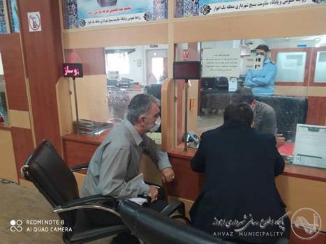 سرپرست شهرداری اهواز در بازدید سرزده از منطقه یک: میزان رضایت مندی شهروندان معیار عملکرد هر منطقه است